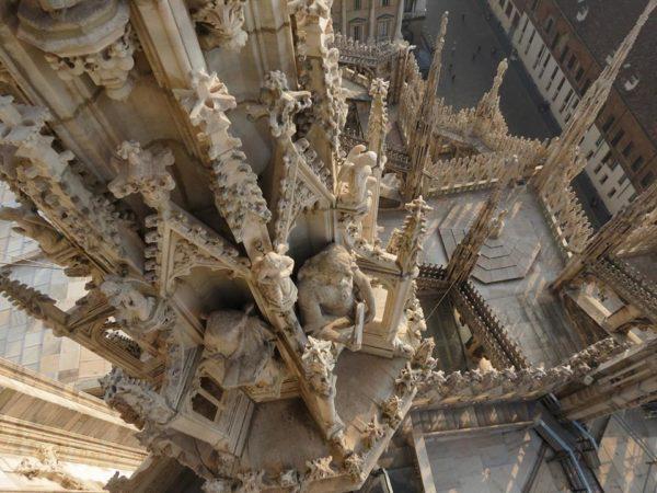 Gli scalpellini del Duomo